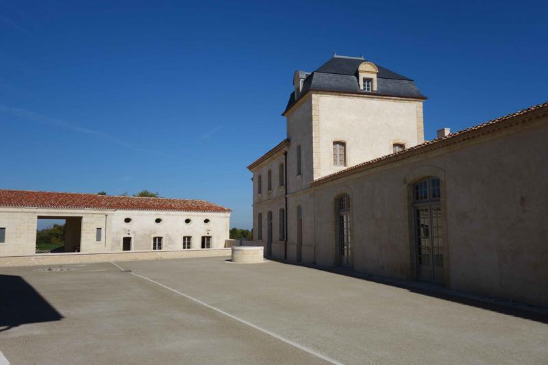 Geometres Experts Étude VRD Château Gironde (8)