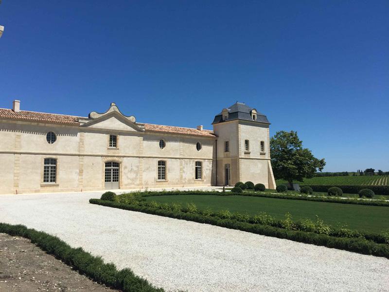 Geometres Experts Étude VRD Château Gironde (5)
