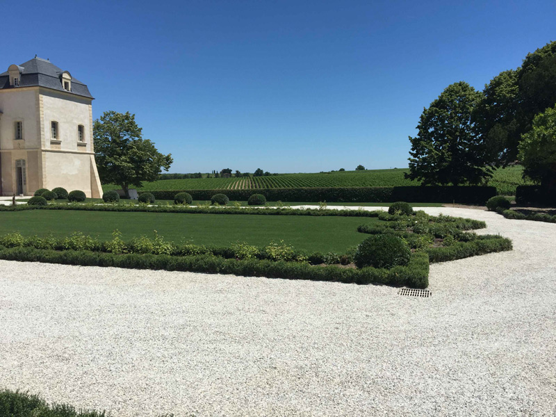 Geometres Experts Étude VRD Château Gironde (2)