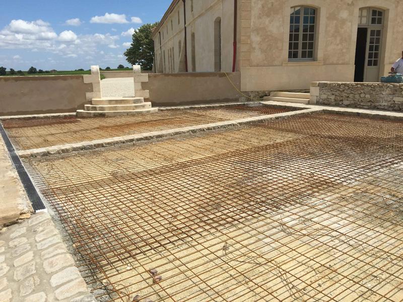 Geometres Experts Étude VRD Château Gironde (1)